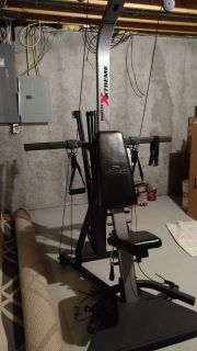 Exercise equipment Bowflex