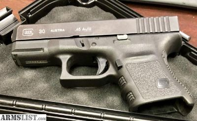 For Sale/Trade: Glock 30SF