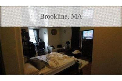 This rental is a Brookline apartment Thorndike.