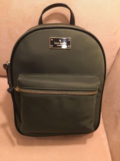 NWT Authentic Kate Spade Small Backpack