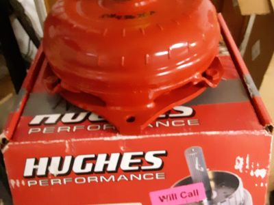 "Hughes GM84+1/4 8"""