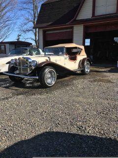 1929 Mercedes Replica