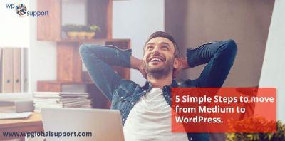 Easy methods to move from Medium to WordPress