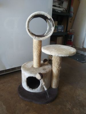 Small cat tree