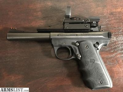 For Sale: Ruger 22/45 with RMR