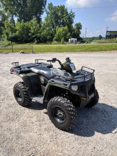 2011 Polaris Sportsman 400 H.O. Utility ATVs Pierceton, IN