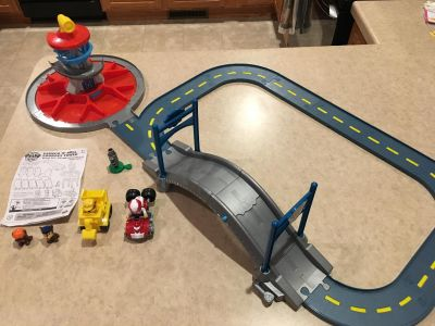 Paw Patrol Launch'n Roll Lookout Tower