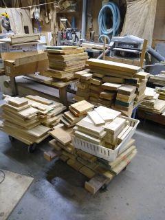 Popular craft wood