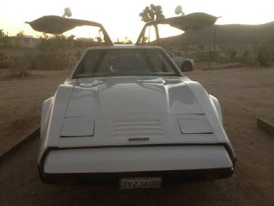 1975 Bricklin $14,000 Or Will Trade for a Motorhome with slides