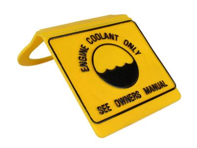 Buy Jeep Cherokee XJ Grand Cherokee ZJ WJ Wrangler TJ Coolant Bottle Cap Yellow motorcycle in Sandy, Utah, US, for US $5.99