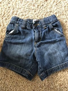 18-24 month Jean Shorts