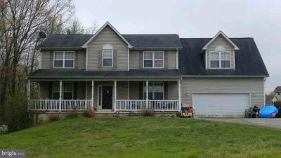 26250 War Wagon Dr Mechanicsville, Colonial Home Features 5