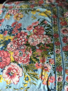 Vintage Style Table Cloth
