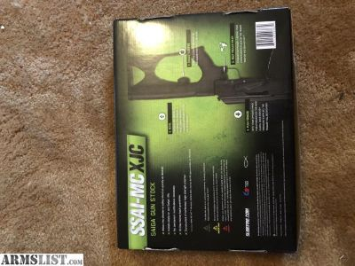 For Sale: Slide Fire Bump Fire Stocks Ak47 AR15 Siaga 12