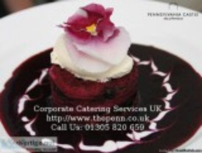 Corporate Catering Services UK