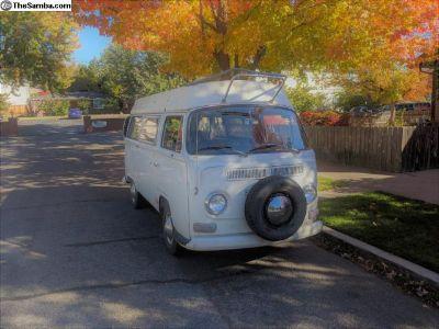 1969 VW Camper Bus
