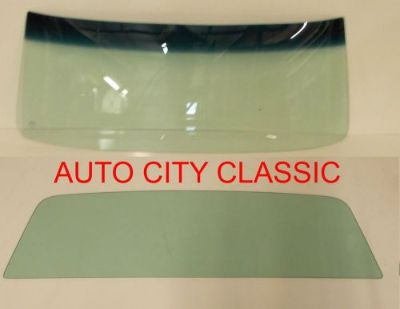 Sell 1964 1965 1966 1967 CHEVROLET EL CAMINO NEW WINDSHIELD & BACK GLASS GREEN TINT motorcycle in Isanti, Minnesota, United States, for US $225.00