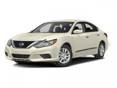2016 Nissan Altima 2.5 (Java Metallic)