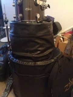 $500 OBO 5-piece Pacific Drumset