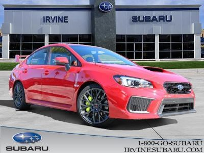 2019 Subaru WRX (Pure Red)