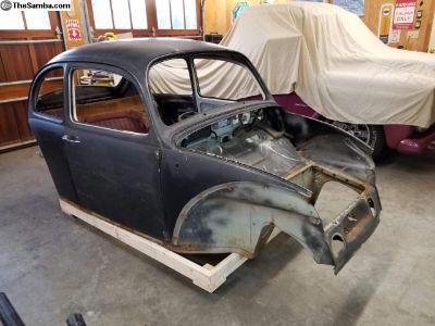 1967 VW Beetle Baha Modified Body Only