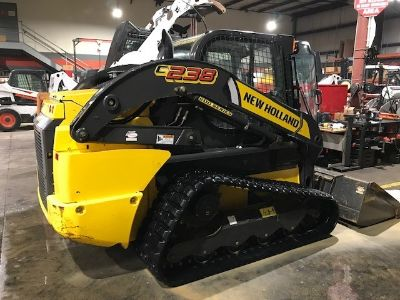 2017 New Holland Construction C238