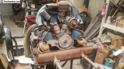 1600 single port motor