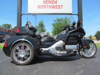 2012 Honda Gold Wing Audio Comfort Touring Crystal Lake, IL