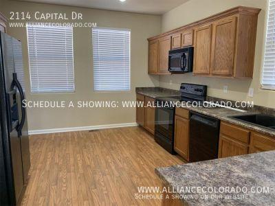 Single-family home Rental - 2114 Capital Dr