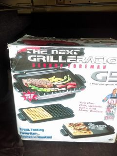 Grilleraction by George Foreman