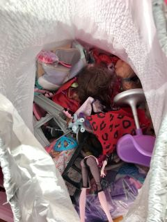 Dolls and Accessories
