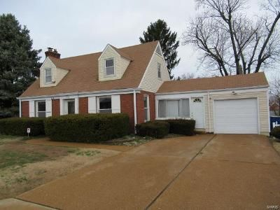3 Bed 1.5 Bath Foreclosure Property in Saint Louis, MO 63147 - Veronica Ave