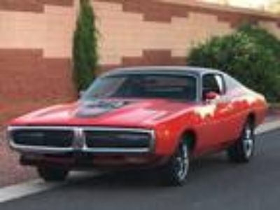 1971 Dodge Charger Super Bee V8 7.3L Automatic 3-Speed