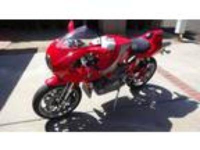 2002 Ducati Mh900 Evoluzione Mike Hailwood Tribute