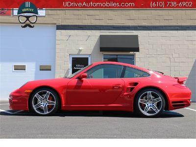 2007 Porsche 911 Turbo (Guards Red)