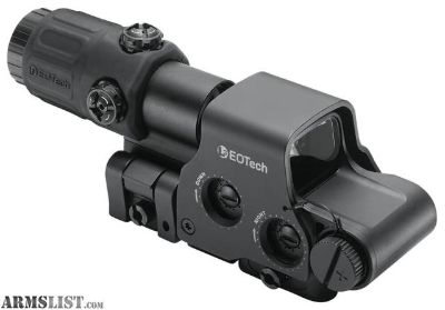 For Sale: Eotech EXPS3+G33 Magnifer