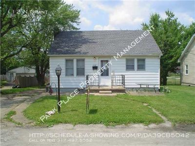 Single-family home Rental - 112 N Grant