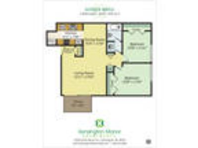 Kensington Manor Apartments - Golden Maple