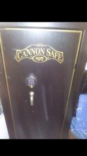 $Cannon Traditional Gun Safe with electronic keypad