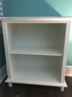 Threshold Bookcase/Side table