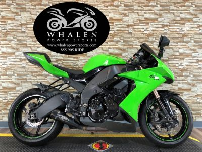 2008 Kawasaki Ninja ZX -10R SuperSport Motorcycles Port Charlotte, FL
