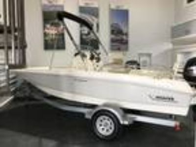 2019 Boston Whaler 170 Dauntless