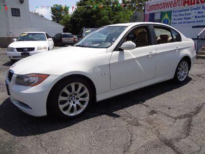 2008 BMW 3-Series 328xi (White)