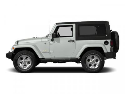 2015 Jeep Wrangler Sport (Bright White Clearcoat)