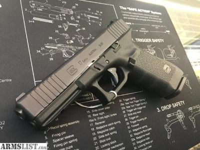 For Sale: New...Glock 17 Gen4 w/ Front Slide Serations