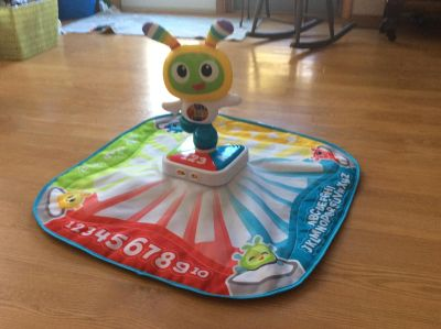 Fisher Price BeeBo Musical Floor Mat