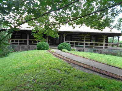 275 Old Ashes Creek Rd BLOOMFIELD Five BR, BEAUTIFUL HAND HEWN