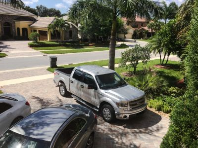2014 FORD F150 FX2 crew cab V6 with 3k miles