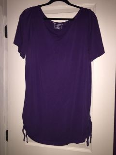 Lane Bryant 18/20 side tie top