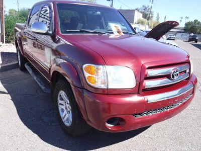 ***Arizona Select Rides * 2004 Toyota Tundra Double Cab Pickup SR5***